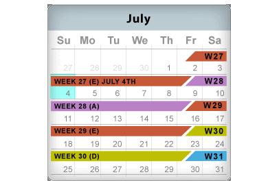 cal-july