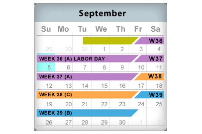 cal-september